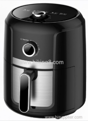 2020 New Design Adjustable Thermostat Control Non-Stick Cooking Surface Oil Free 3.8L Air Fryer For Home