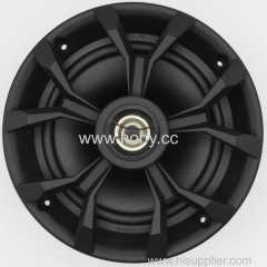 6.5 inch marine speaker black color