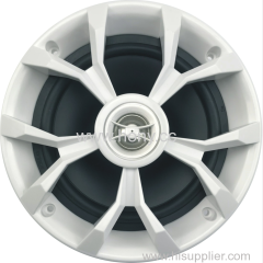 6.5inch Marine speaker white color