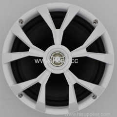8inch marine speaker white color