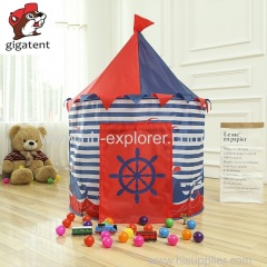 Play house kid tent