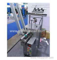 CREDIT OCEAN single head automatic meter type yarn guide machine