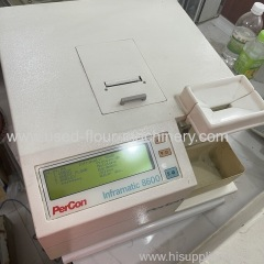 Used Perten Inframatic 8600 Flour Mill Testing Machines