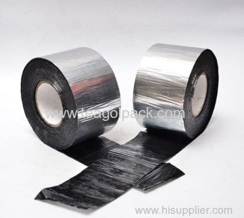10cmx10M Aluminium Bitumen/Asphalt Waterproof Flash Tape Self Adhesive