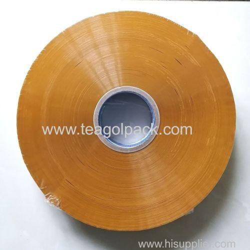 45micX48mmX2000M Jumbo BOPP Packing Tape Brown