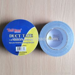 """48mmx54.8M Duct Tape Silver 1.89""""x60yards Cloth Duct Tape Silver"""