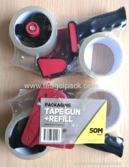 48mmx50M Packaging Tape Gun With Refill