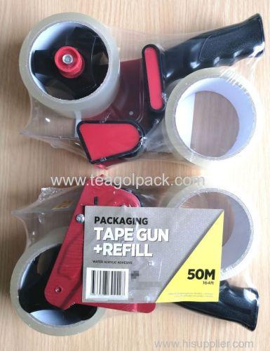 48mmx50M Packaging Tape Gun With Refill