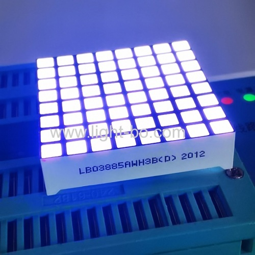 Row Anode 8*8 Square Dot Matrix LED Display for Elevator Position Indicator