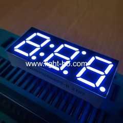 длинный выводной штифт ультра белый трехзначный светодиодный дисплей с часами 0,39 дюйма для стиральной машины