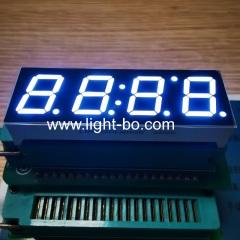 Ультра-яркий белый 4-х разрядный 7-сегментный светодиодный дисплей часов 0,56