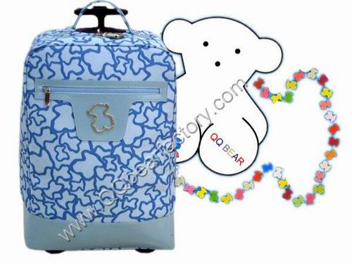 export QQ Bear product(travel bag)     from china