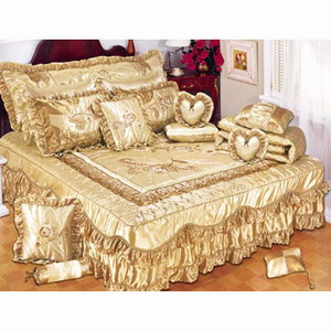 Bedding Set (with Bedspread)