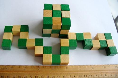 Magic Cubes (AT-2010)