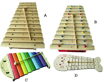 Xylophones (AT-2008)
