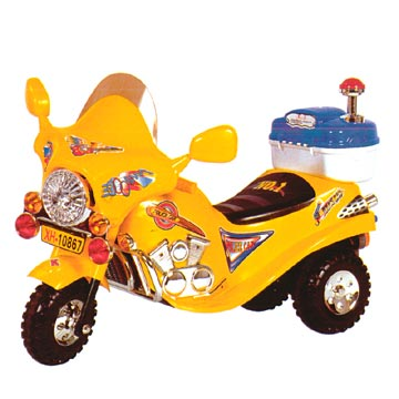 Baby Motorcycle
