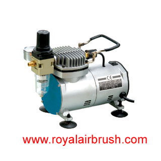 1/5Hp Airbrush Compressor for Tattoo,nail art ,cake etc.