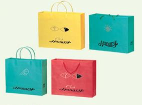 gift bag, paper bag, shopping bag