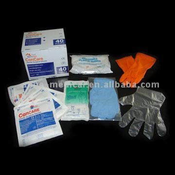 Latex surgical glove, Disposable Plastic Gloves