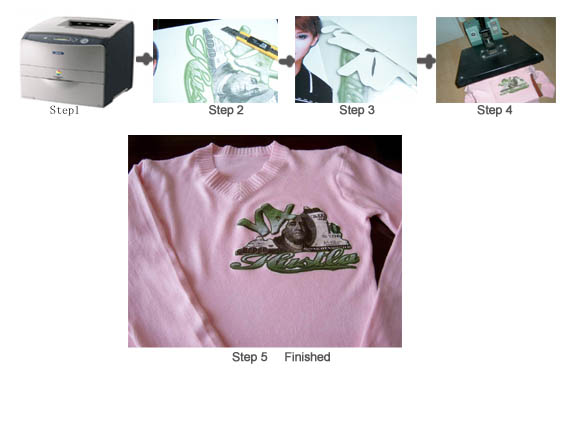 laser transfer paper