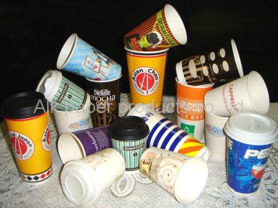 Paper Cup From China Manufacturer Shenzhen Alk Paper