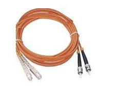 SC-ST fiber optic patch cord