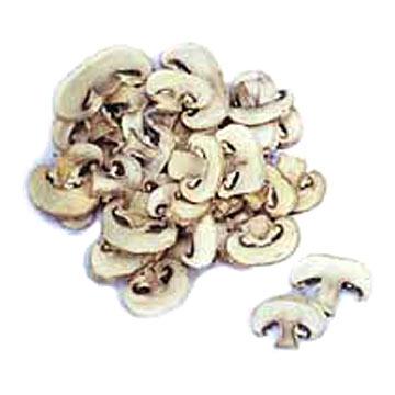 Dried Mushroom Slices