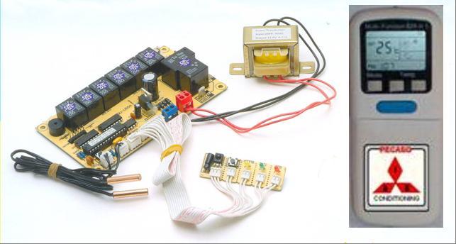 aircondition control board .circuitboar.mainboard