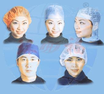 Nonwoven cap, Non woven Nurse Cap, Bouffant Cap, Surgical Caps, Doctor Cap