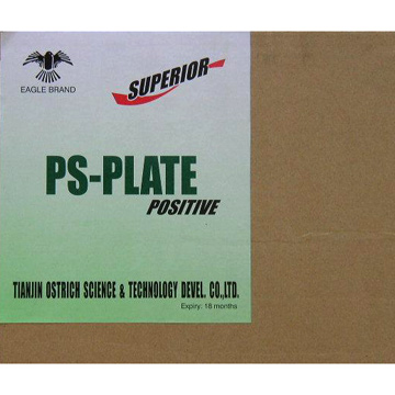 PS Plate and Printing Materials