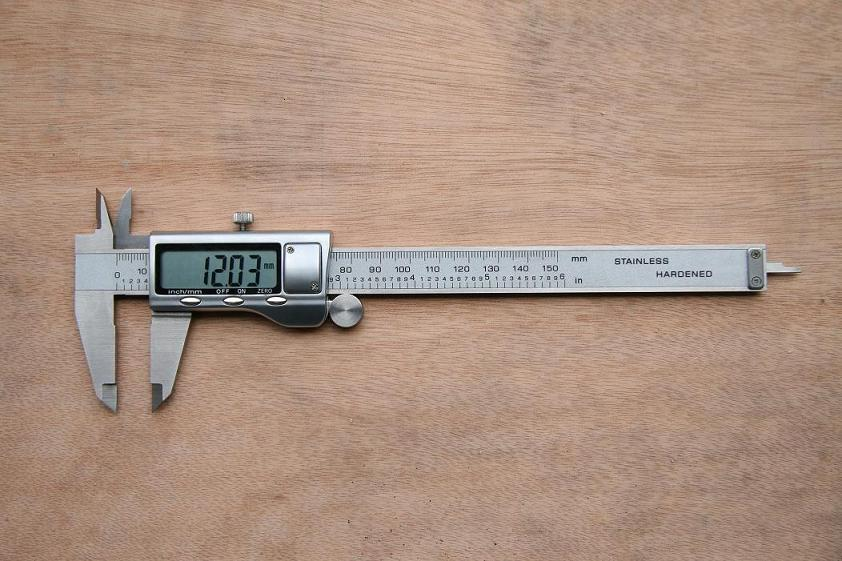 Metal Casing Electronic Digital Caliper