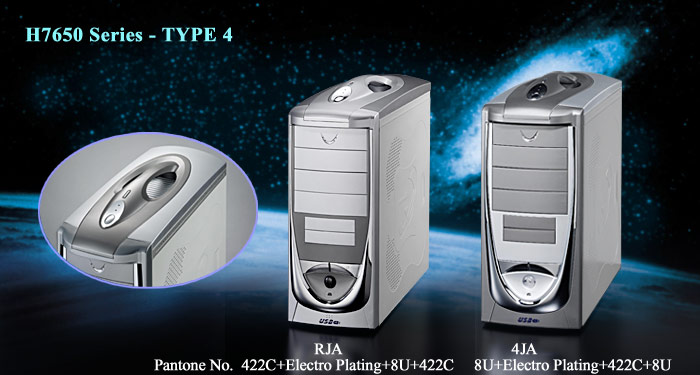 ANS Midi Tower PC Cases