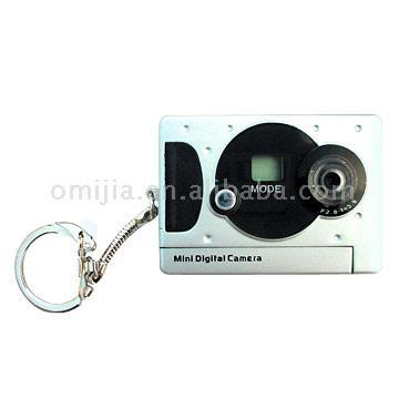 Key Chain Digital Cameras