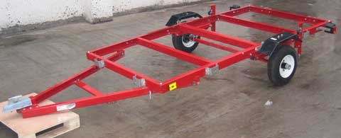 EEC ATV Trailers