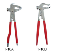 Wheel Balance Weight Plier