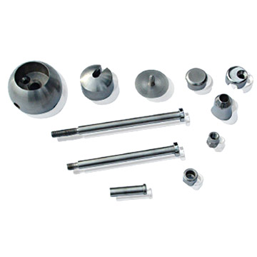Stainless Steel Machine Parts