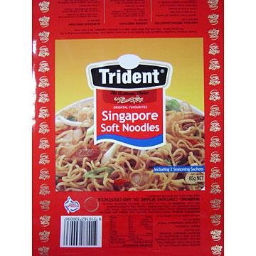 Instant Noodles Bags