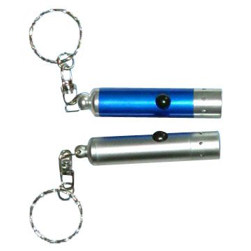 LED Keychain Flashlights