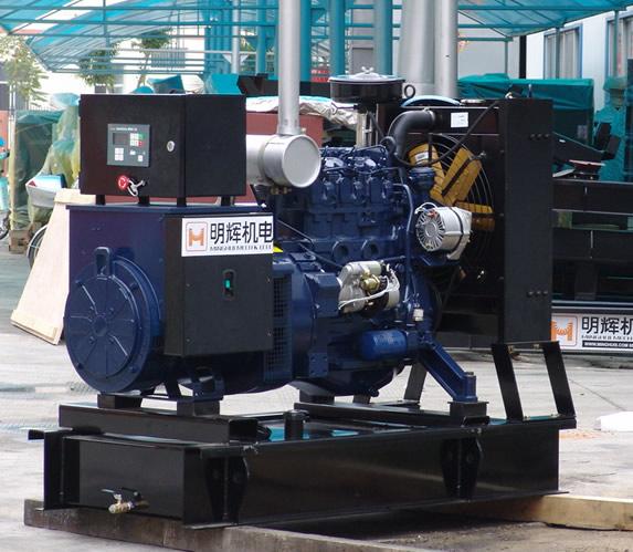 Deutz diesel generator sets (22kva-125kva)