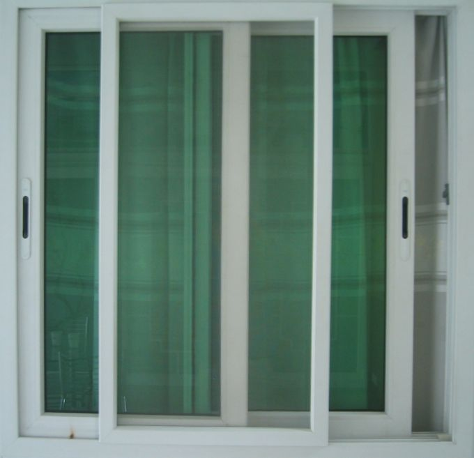 pvc window (sliding window)
