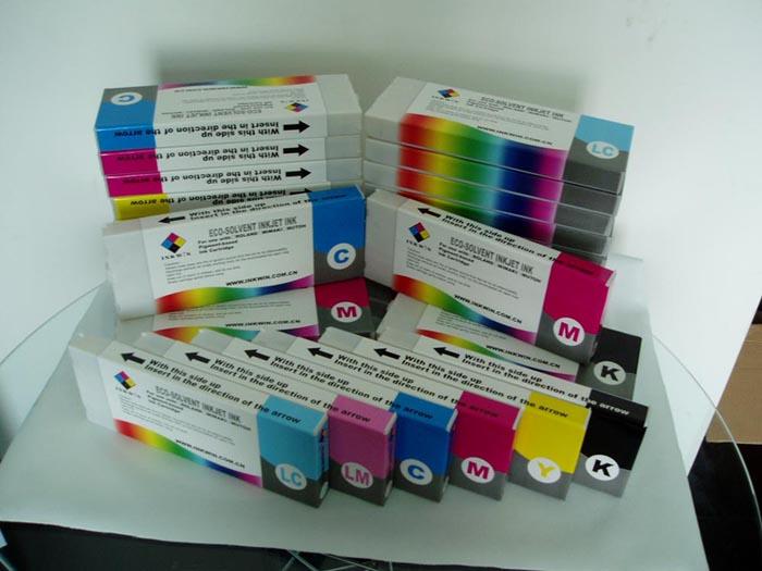 Digital printing - ink cartridges