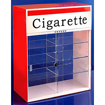 Acrylic Cigarette Display Box