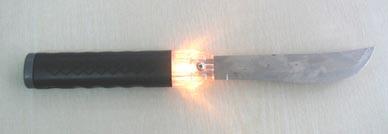 BBQ   pocket  knife