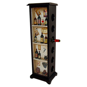 Wine Racks and Wine Cabinets