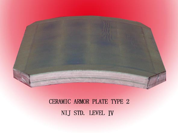 ceramic armor plate & ceramic armor plate DC3-3 manufacturer from China Ningbo Dacheng ...