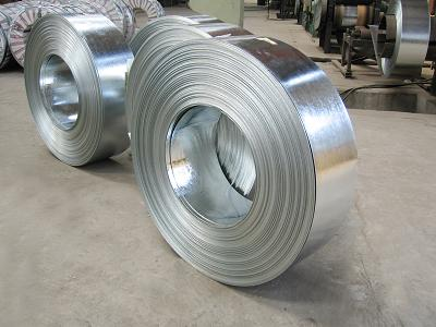 hot-dip zinc-coated steel strip