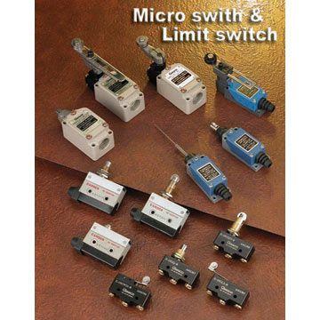 Micro Switches, Limit Switches