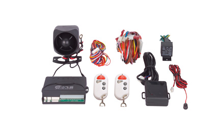 1-way Car Alarm System