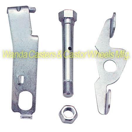 caster brake