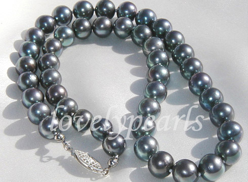 pearls nedklace